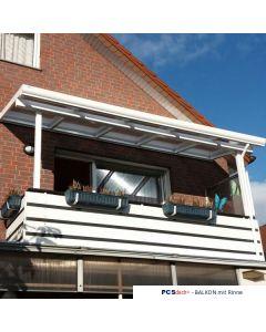 PCSdach® Balkon inkl. PCS80